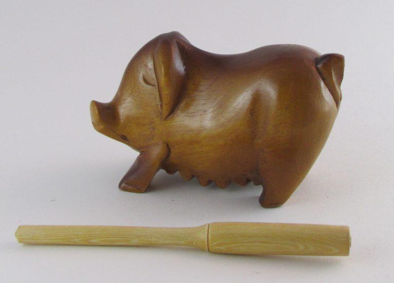 pig guiro
